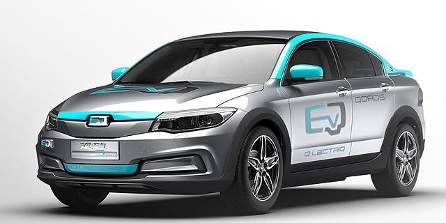 האם זהו עתידה של קורוס? החשמלית של החברה תוכל ליסוע לטווח של 350 קילומטרים בלי טעינה