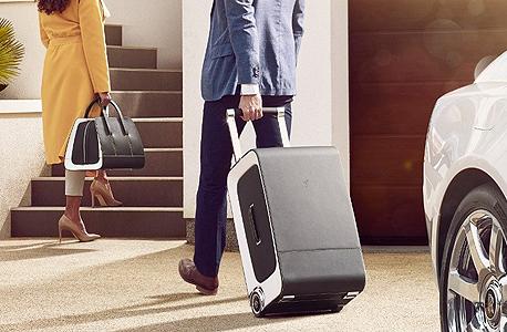 מזוודה של רולס רויס, צילום: rolls Royce