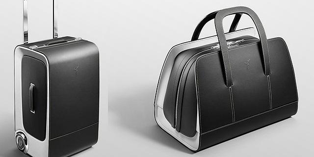 רולס רויס מייצרת קו מזוודות במחיר של מכונית יוקרה