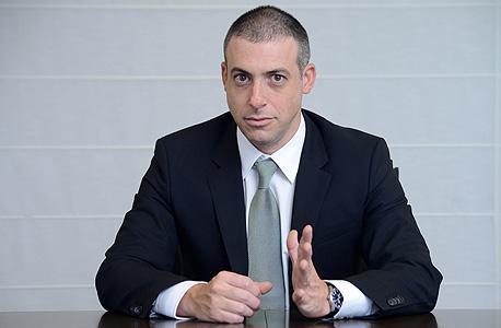 """אייל שוקר מנכ""""ל הזדמנות ישראלית"""