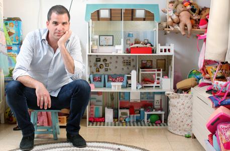 """רן קיט סמנכ""""ל לקוחות ודיירים בגינדי החזקות, צילום: עמית שעל"""