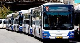 אוטובוסים של חברת דן, צילום: נמרוד גליקמן