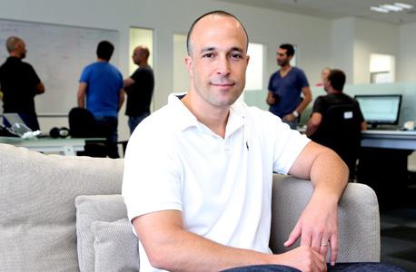 Zooz CEO Oren Levy. Photo: Nimrod Glickman