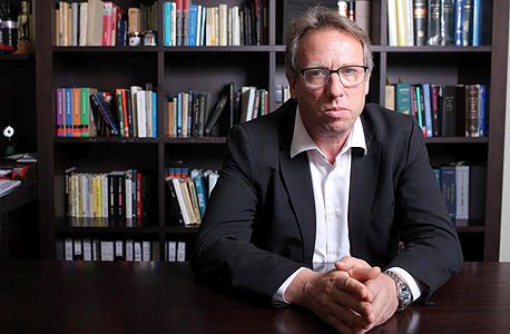 """עו""""ד אפשטיין. שכח שהתיק נגד עמנואל רוזן נסגר, צילום: עמית שעל"""