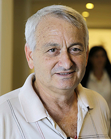 אלון שוסטר, ראש מועצת שער הנגב, צילום: גדי קבלו