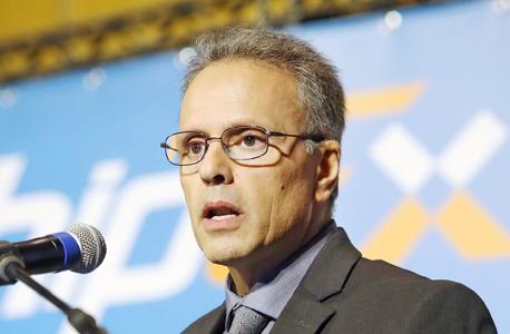 ג'וני סרוג'י סגן נשיא בכיר לטכנולוגיית חומרה של חברת אפל בישראל, צילום: קובי קנטור
