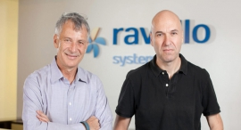 Ravello co-founders Benny Schneider (left) and Rami Tamir. Photo: Orel Cohen