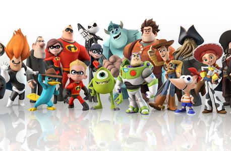דיסני Disney Infinity, צילום: infinity.disney.com