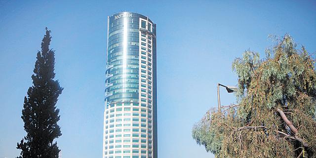 מגדל אדגר 360, צילום: עמית שעל