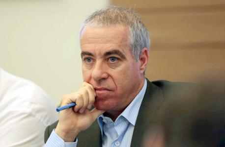 """משה פרל, מנכ""""ל איגוד הבנקים, צילום: אלכס קולומויסקי"""