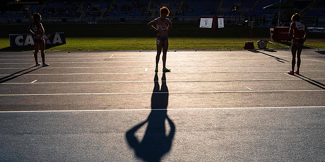 ספורטאית בריו 2016. הפרויקט נועד לקדם, צילום: איי אף פי