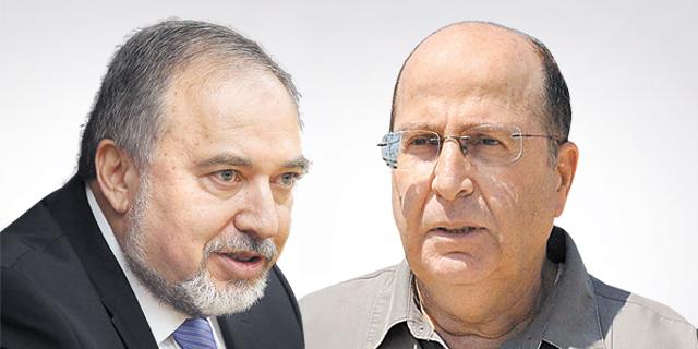 """הסתיימה פגישת נתניהו-ליברמן; מקורבי יעלון: """"לא הודיעו לו על החלפתו"""""""