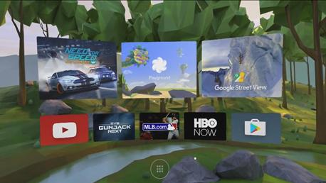 מציאות מדומה גרסת גוגל