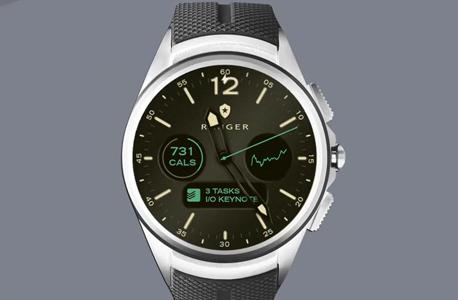 גוגל שעון חכם, צילום: google i/o