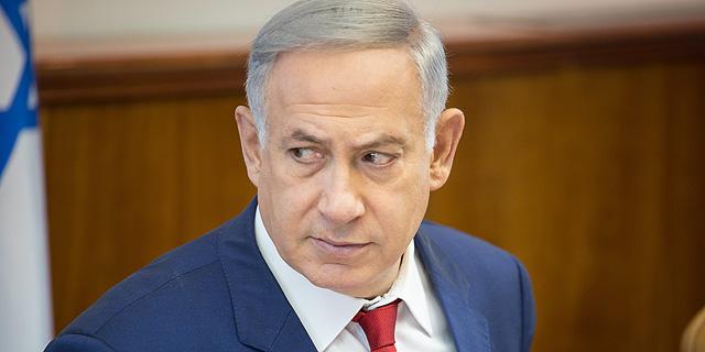 ראש הממשלה בנימין נתניהו. בקרן המטבע חושבים שישראל לא זקוקה לריסון תקציבי, צילום: אמיל סלמן
