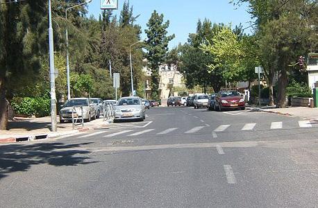 בית הכרם בירושלים, צילום: Ymap