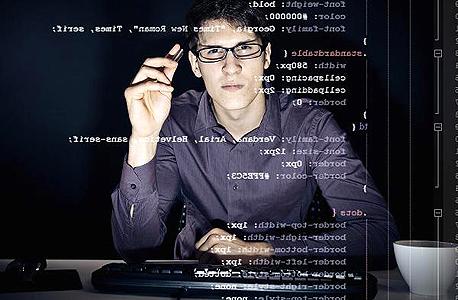 מתכנת (אילוסטרציה)