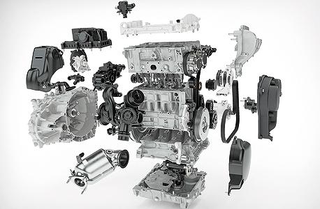 מנוע חדש של וולוו, 3 צילינדרים וטורבו. שינויים פורצי דרך בטכנולוגיות ההנעה