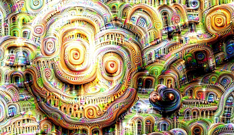 גוגל deepdream