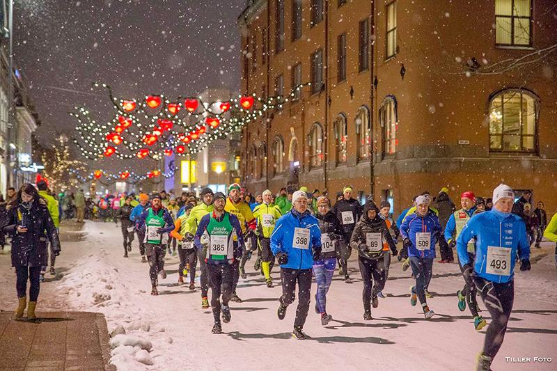 חצי המרתון הצפוני ביותר המתקיים בעולם, צילום: Tiller  Foto
