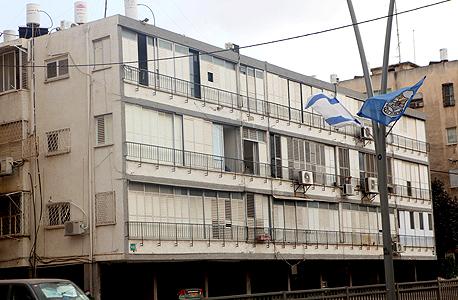 פינוי בינוי אבא הילל סילבר 46 48 רמת גן, צילום: עמית שעל
