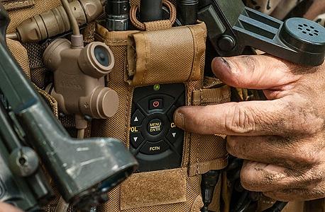 """אלביט מערכות  מערכות קשר ל כוחות חי""""ר רכב קרבי משוריין, באדיבות: אלביט מערכות"""