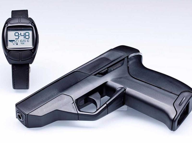 רובה Armatix iP1, צילום: Wikimedia