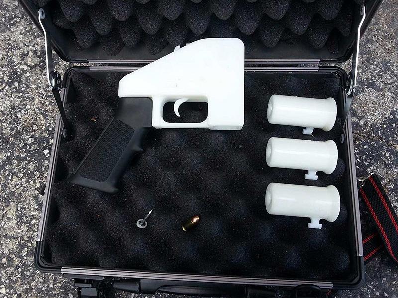 רובה הליברטור (Liberator), צילום: YouTube