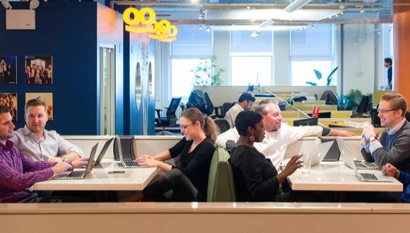 """משרדי טאבולה, מה יכול חלל העבודה לספר על התרבות הארגונית, צילום: יח""""צ"""