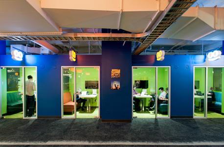 """משרדים טאבולה 4, צילום: יח""""צ"""