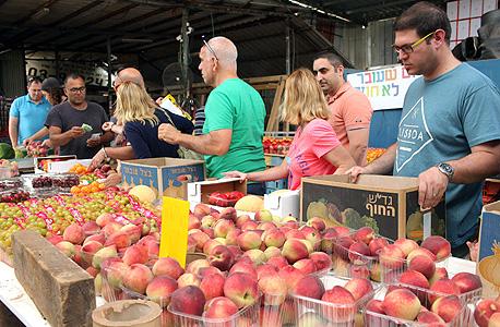 פירות ישראליים, צילום: עמית שעל