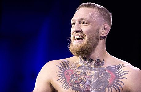 לוחם UFC קונור מקרגור