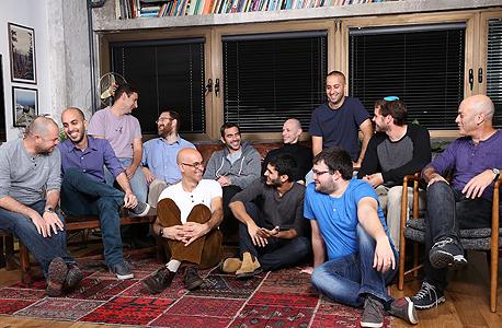 צוות העובדים של דמיסטו, צילום: סטודיו תומאס