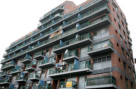 מגדל פלורנטין ב רחוב העלייה , צילום: תומי הרפז