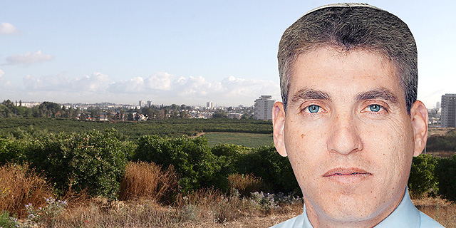 """עו""""ד חגי אולמן, כונס הנכסים של """"אדמה"""" , צילומים: אוראל כהן וישראל הדרי"""
