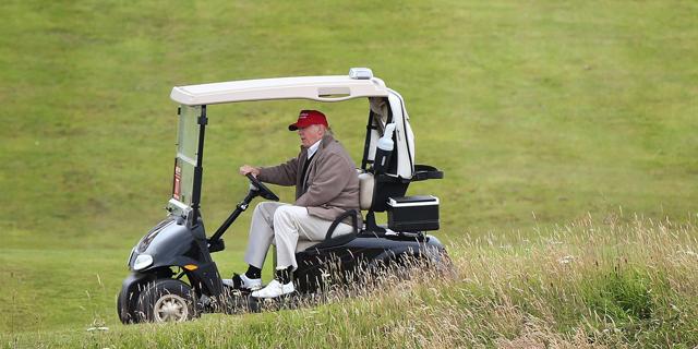סבב ה-PGA יחליף מסלול של טראמפ במסלול ממקסיקו?