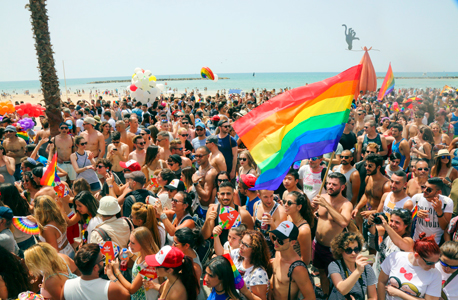 The 2017 Tel Aviv Pride Parade