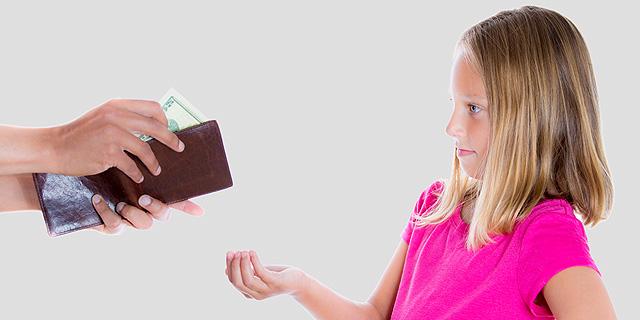 בשביל הבת מצווש: כך תחסכו כסף לילדים