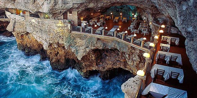 צפו בתמונות: המסעדה הרומנטית ביותר בעולם