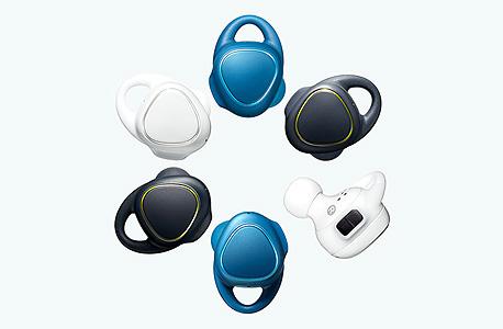 אוזניות IconX סמסונג, צילום: samsung.com