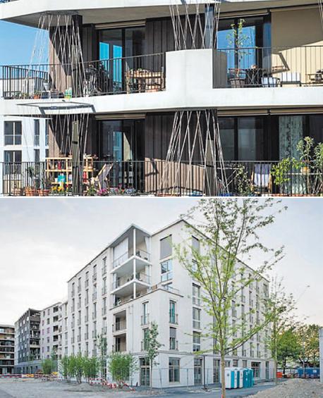 פרוייקטים של דיור שיתופי בציריך