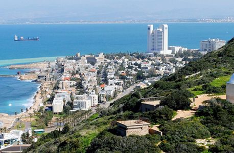 Haifa (illustration). Photo: Zvi Roger