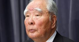 """אוסאמו סוזוקי ממכ""""ל סוזוקי מתפטר, צילום: בלומברג"""