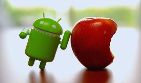 אפל גוגל מותגים שווים
