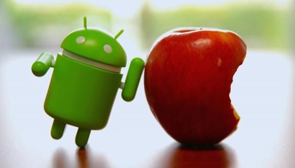 אפל וגוגל