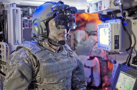 אלביט מערכות - מערכת תצפית איירון ויז'ן לרכב קרבי משוריין