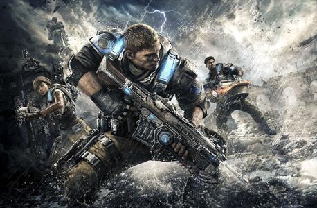 Gears of War 4. כותר חדש עבור מיקרוסופט