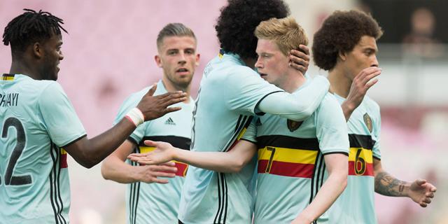 היורו הפיננסי: שבדיה 1-5 בלגיה