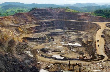 מכרה קובלט של דן גרטלר בקונגו, צילום: רויטרס