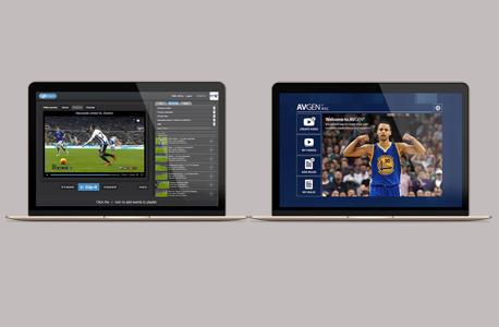 WSC יוצרת סרטוני ספורט אוטומטיים